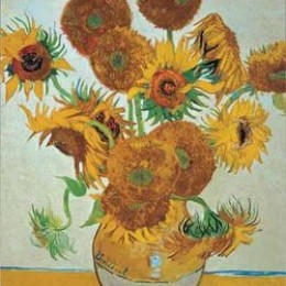 GIRASOLES: VANGOGH 1500 PZAS