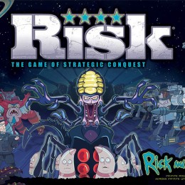 RISK Rick and Morty